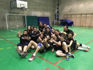 Volley misto A2: il Selvana giallo promosso in A1!