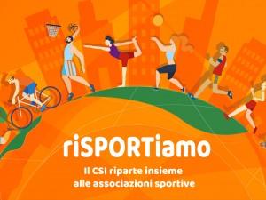 riSportiamo – Il CSI riparte con le associazioni sportive